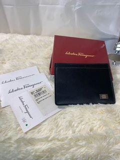 Authentic Salvatore Ferregamo  Card Holder