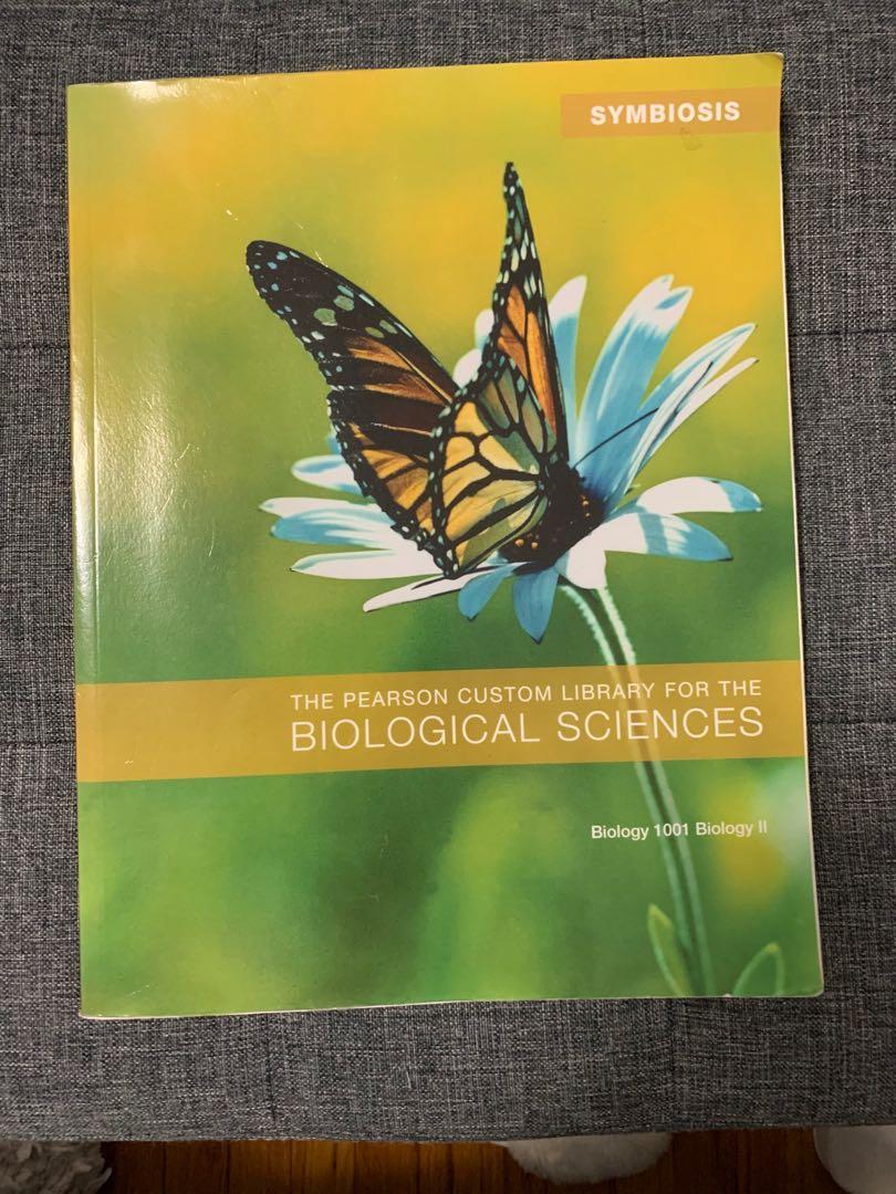 Biol1001 Bioloical Sciences Textbook
