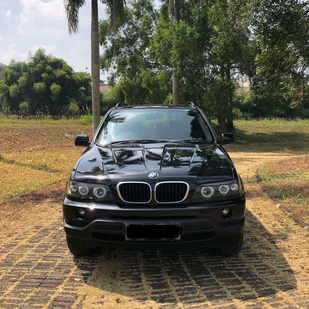 BMW X5 3.0 E53 Tahun 2002