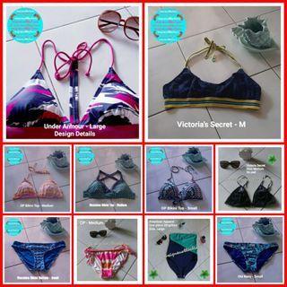 Bundle Sale!!! 10 pcs. bikini (Overruns)