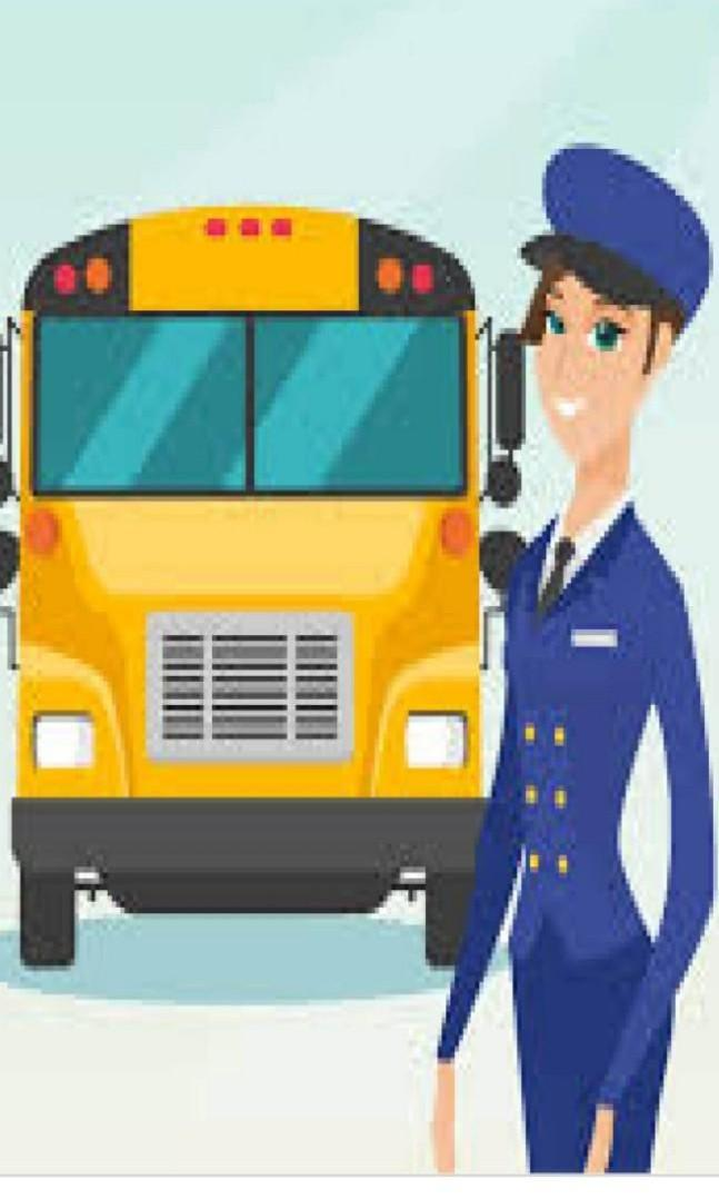 Bus attendant required(female only)
