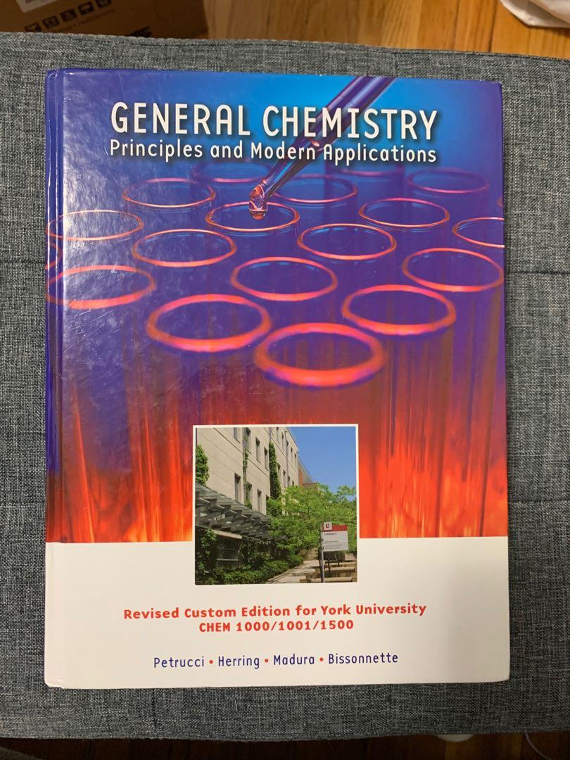 Chem1000/1001 General Chemistry