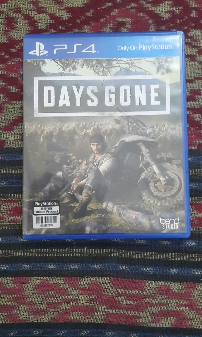Days gone ps4 ps 4