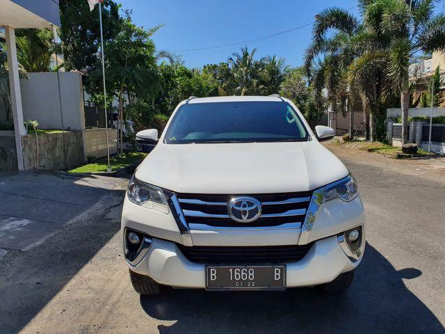 FORTUNER 2.4 G AT 2017 / Km 44rb