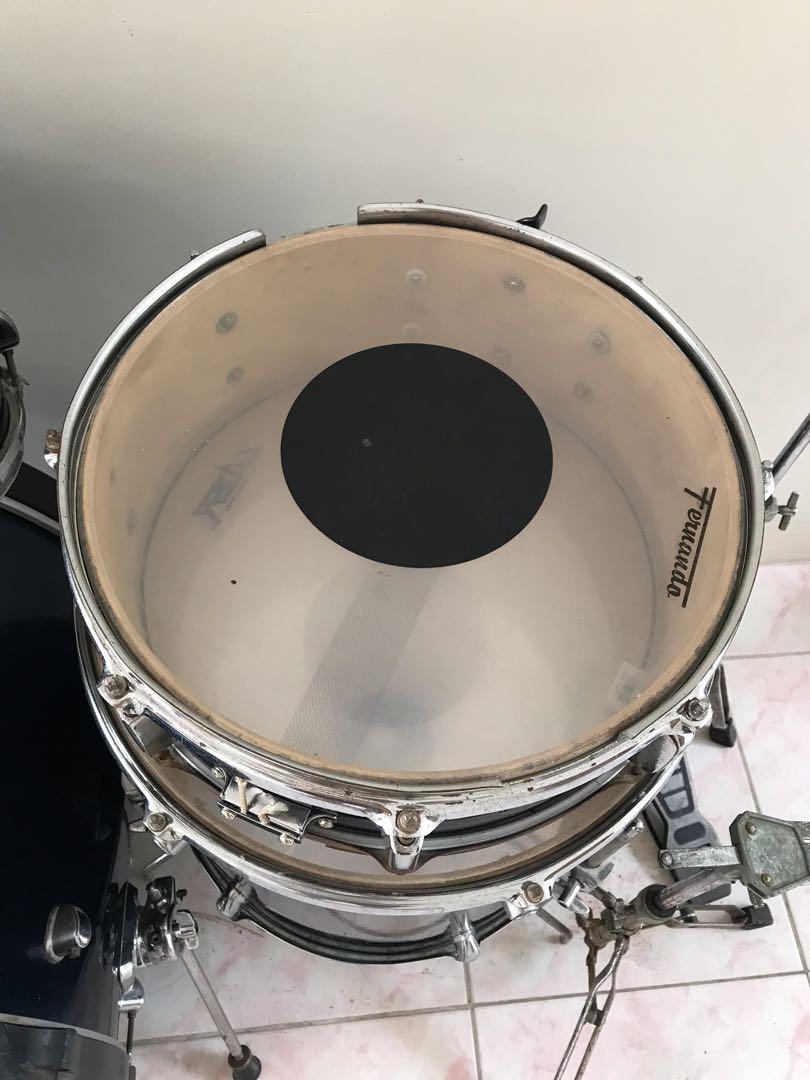 FS: Tama Rhytm Mate Drum Shells
