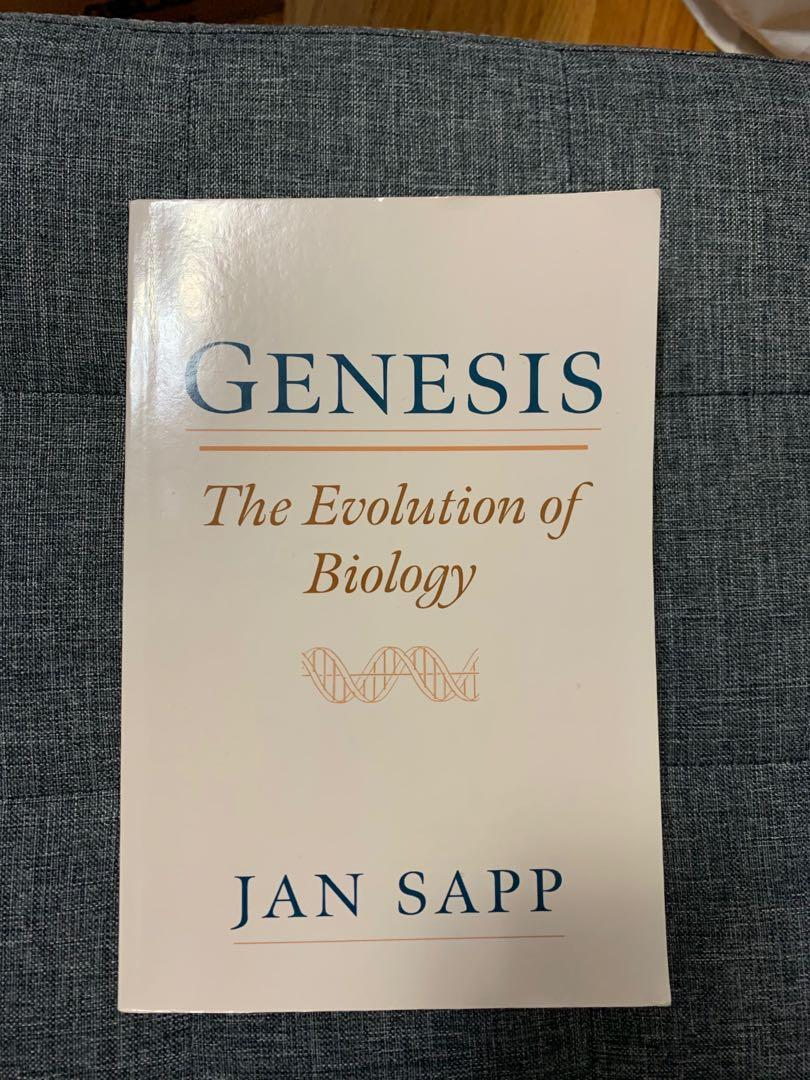 Genesis The Evolution of Biology