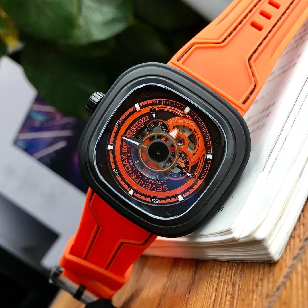 SevenFriday Mechanical Men Watch