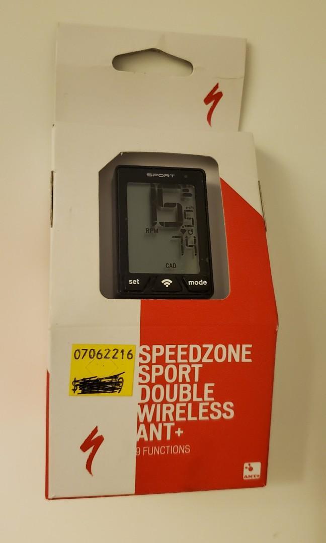 Specialized speedzone sport