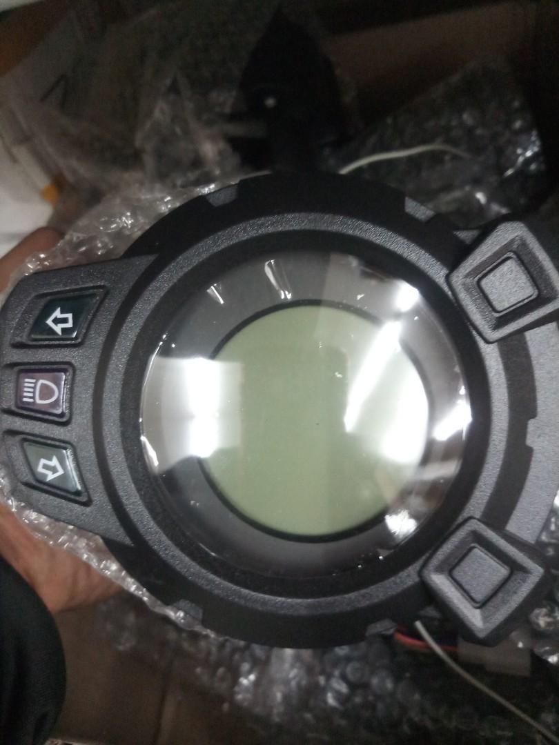 spidometer 72v-120v