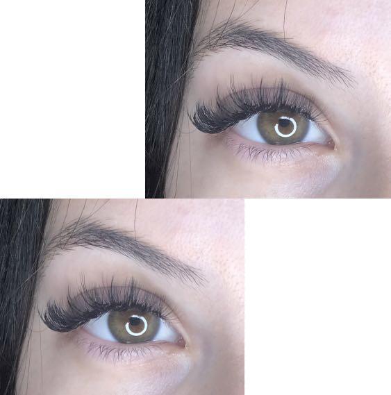 Strip lash Eyelash extension