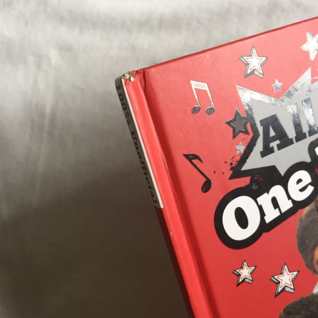 1D One Direction Unofficial fan book