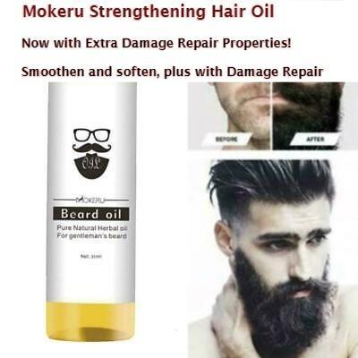 1pc SearchElgo 30m Mokeru Hair Growth Beard Oil Hair Essence