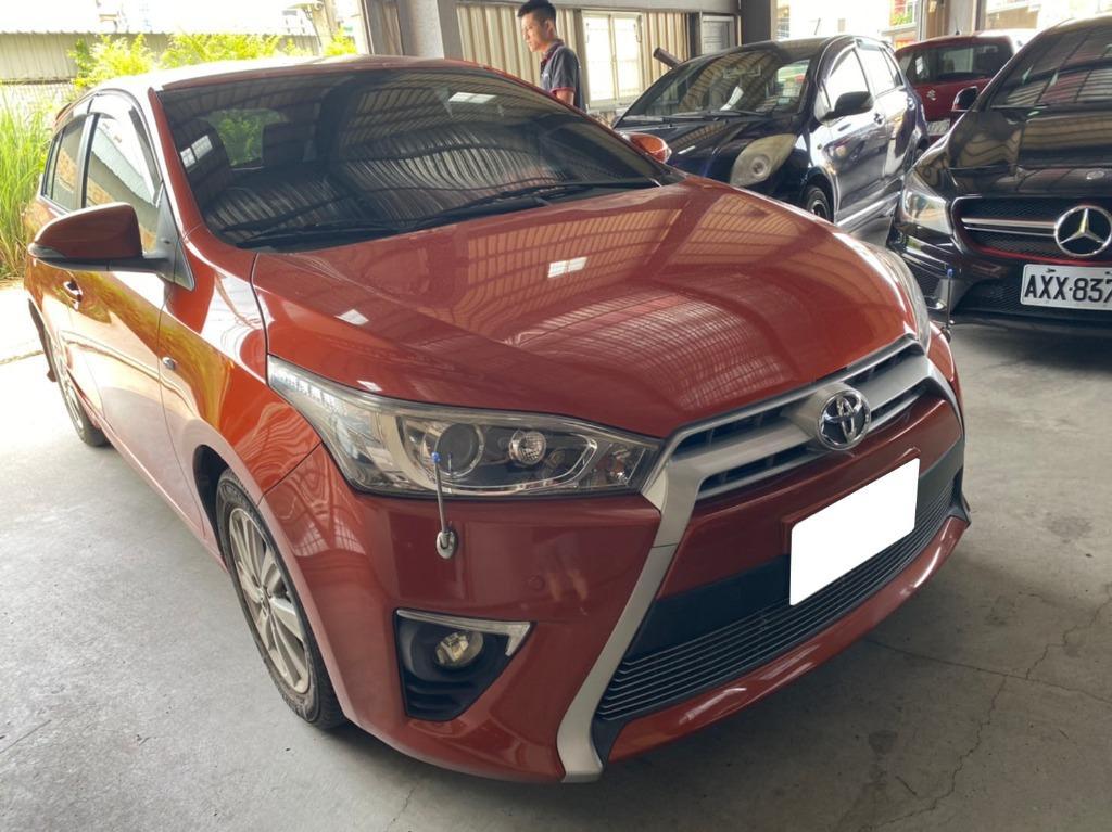 2015年大鴨 Yaris Toyota