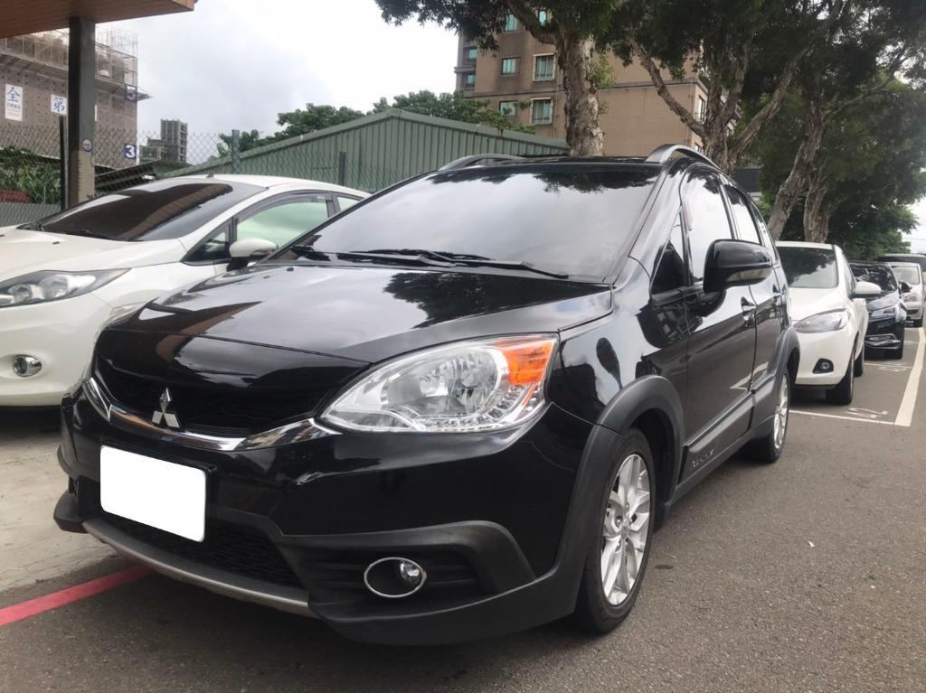2015年Mitsubishi三菱 科魯多 黑