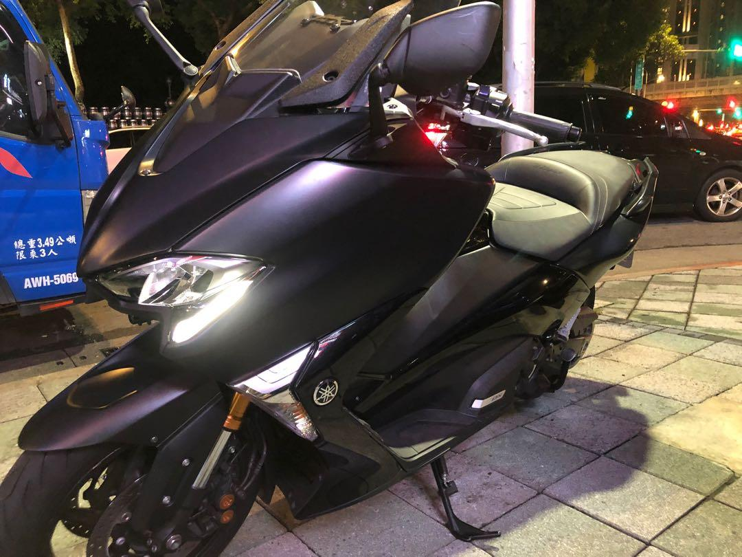 2017TMAX530DX ABS