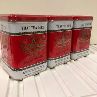 泰國購入 手標泰式紅茶葉