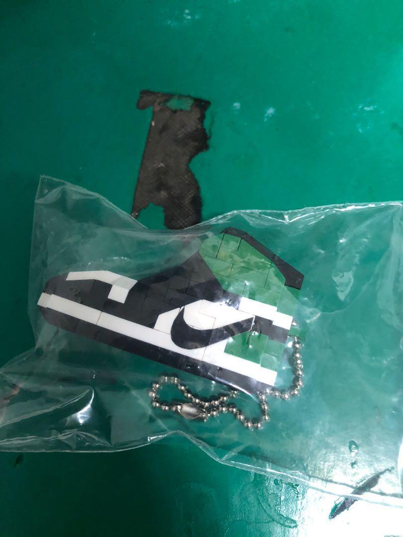 AJ3球鞋吊飾