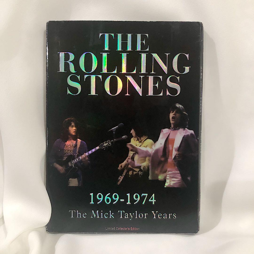 DVD The Rolling Stones 1969-1974 The Mick Taylor Years