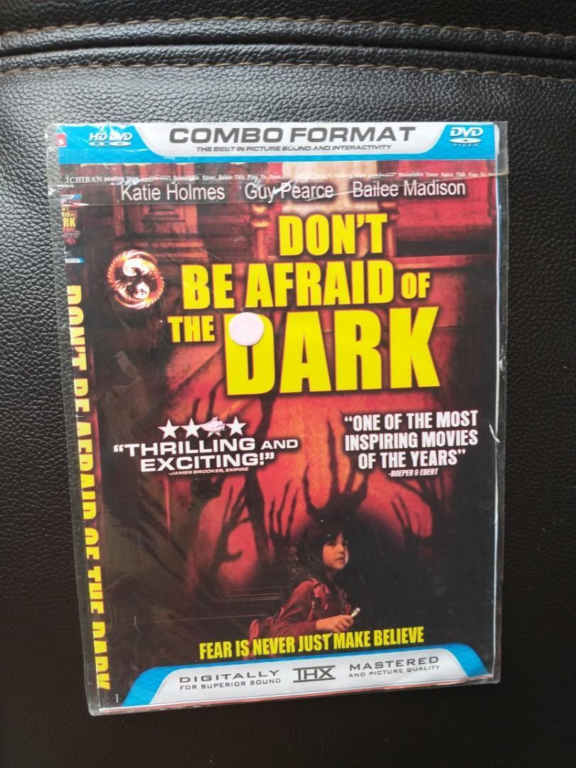 Film DVD Horror Dont Affraid Of The Dark