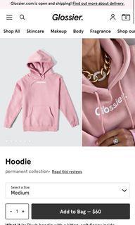 Glossier Hoodie