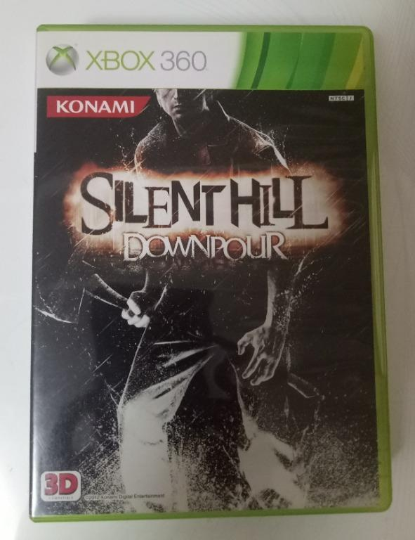 ONE可玩 沉默之丘 驟雨 XBOX 360 Silent Hill Downpour XBOX360