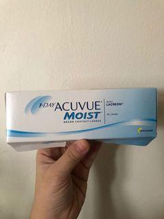 PRELOVED 1 DAY ACUVUE MOIST