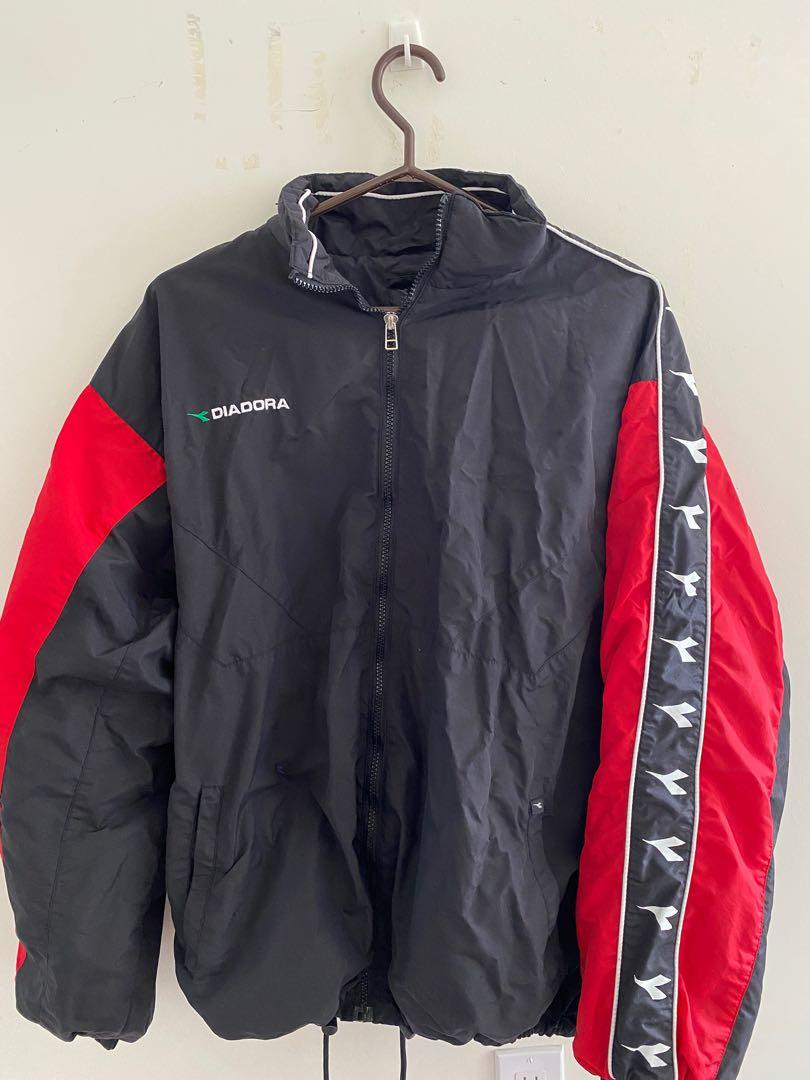 Vintage Diadora Windbreaker Jacket
