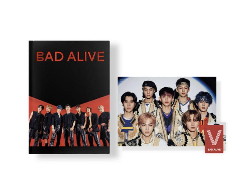 Wayv Photo Story Book Bad Alive Entertainment K Wave On Carousell