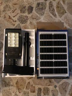 100w Solar Streetlights