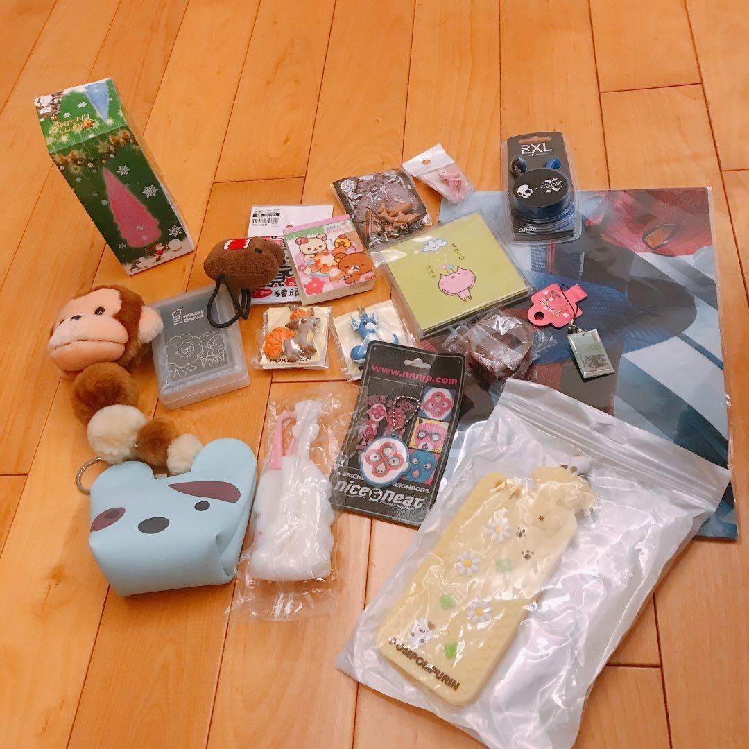 購買任何商品都可送小贈品❤️要幾個選幾個