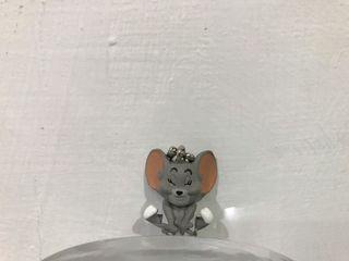 湯姆貓與傑利鼠-  包尿布鼠🐭 扭蛋吊飾