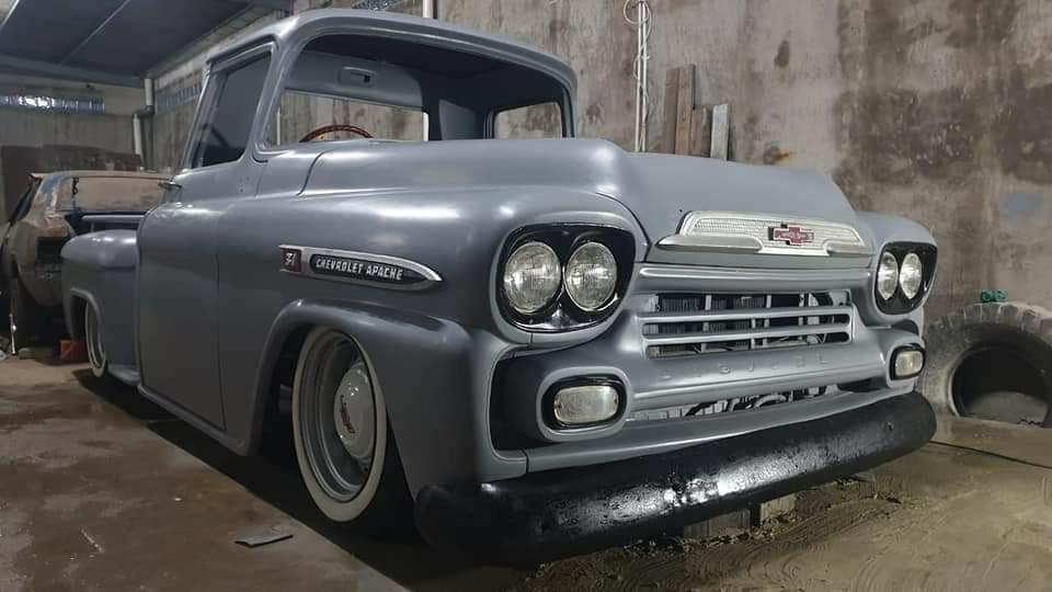 Chevy Aphace 1958