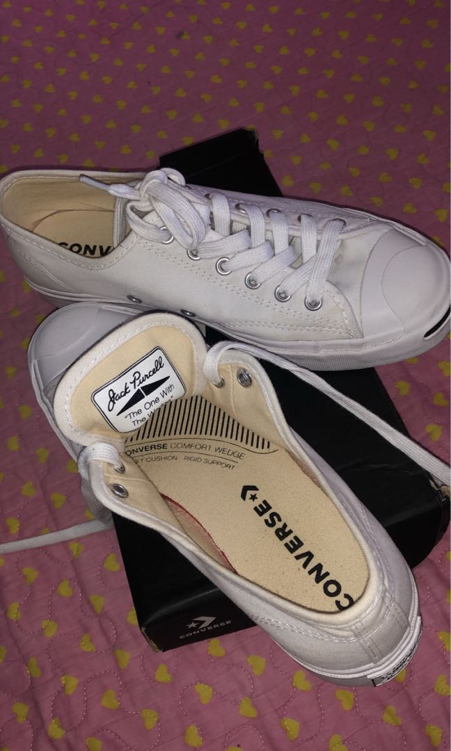 Converse Jack Purcell, Women's Fashion