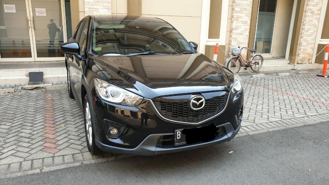 Dijual mobil Mazda CX 5 Grand Touring 2014