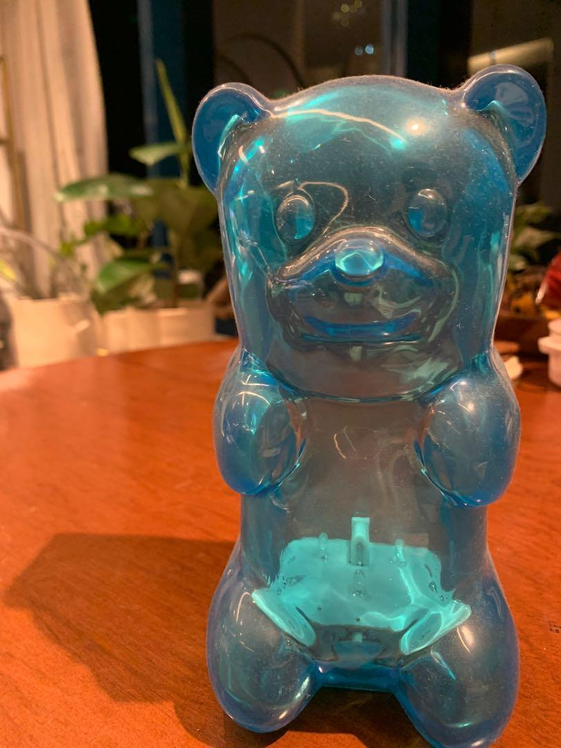Picture of: Gummy Bear Lamp Home Furniture Furniture Fixtures Lighting And Electricals On Carousell