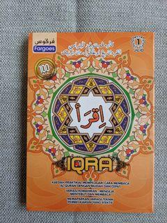 Iqra Books 1 to 6 (Selling as a set)