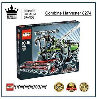 LEGO Technic Combine Harvester (8274) 2099