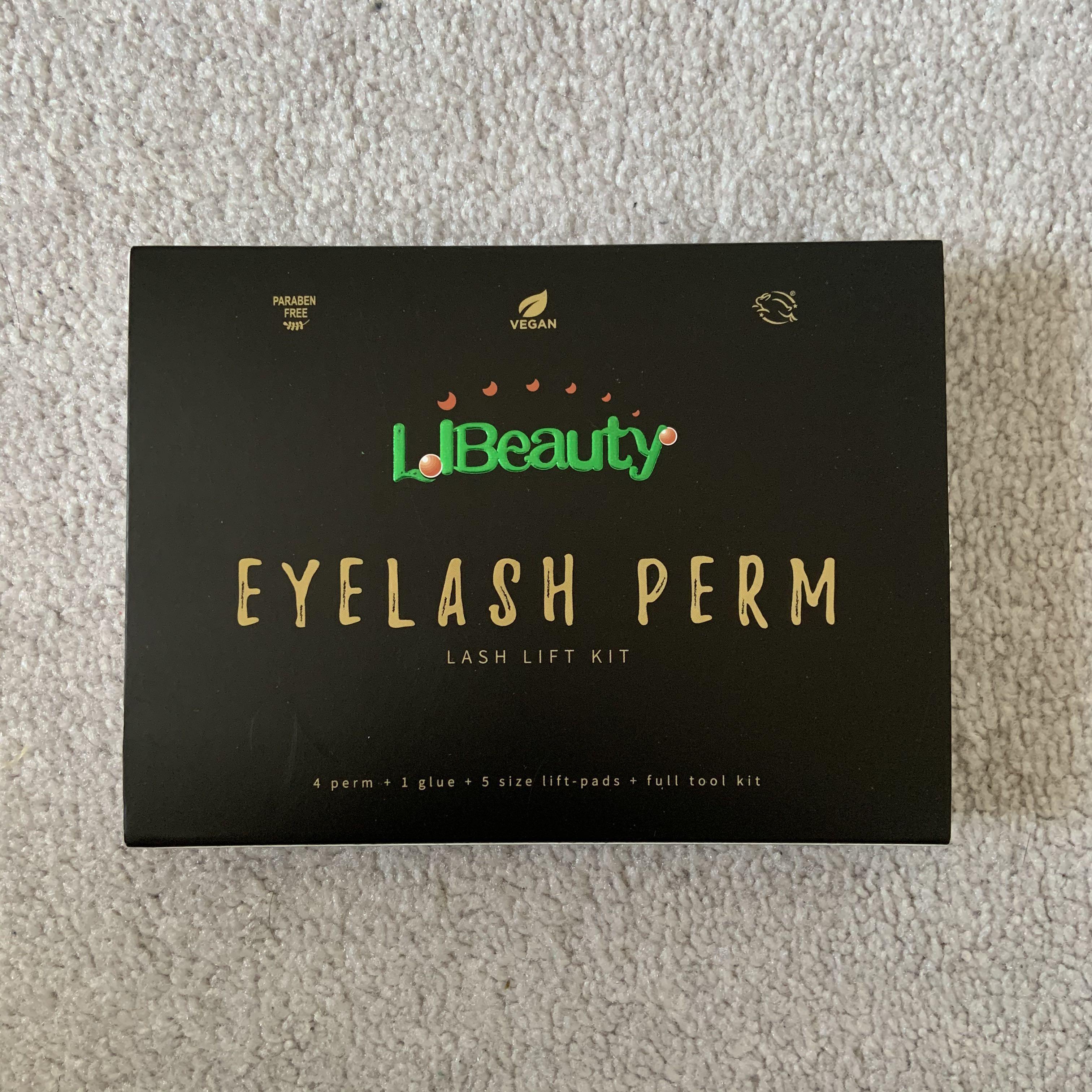 Libeauty Lash Lift Kit