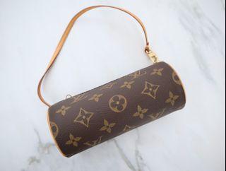 售出,Louis Vuitton 老花 圓筒小包