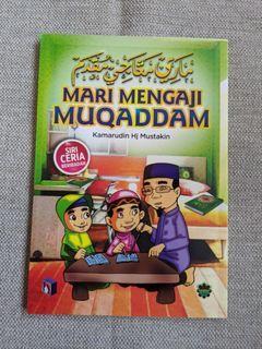 Mari Mengaji Muqaddam