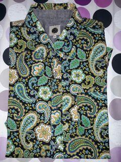 Pretty Green paisley shirt
