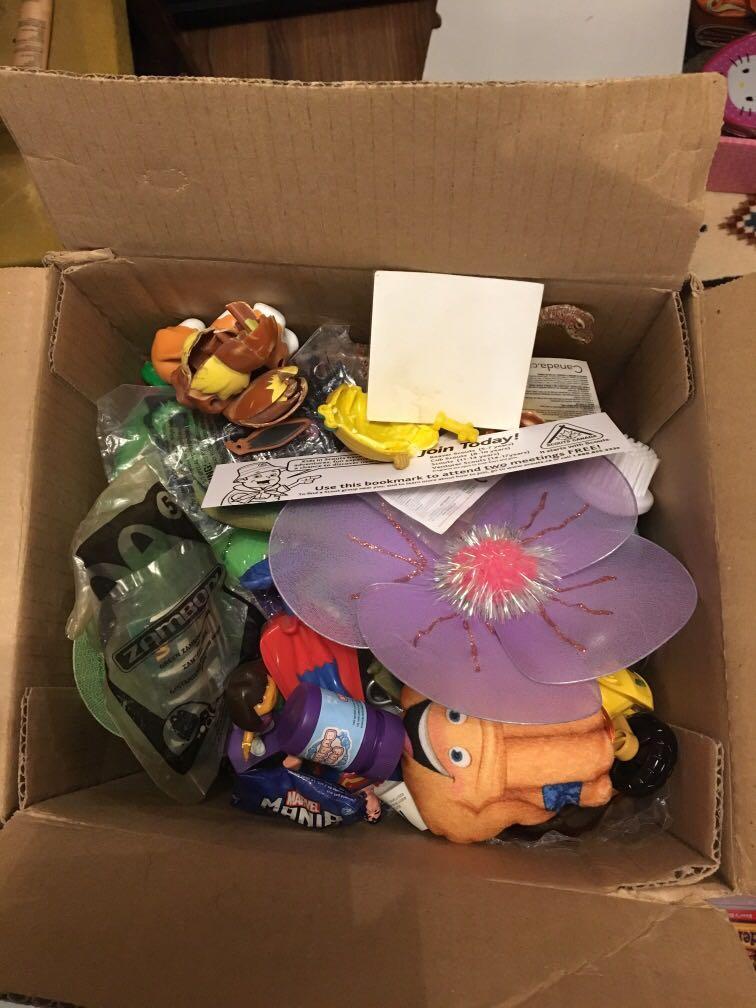 Random miscellaneous toys