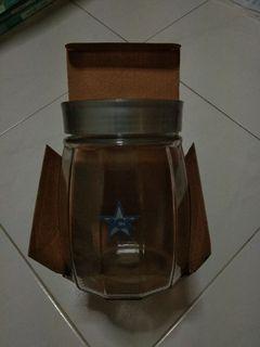 SCS Premium Glass Jar