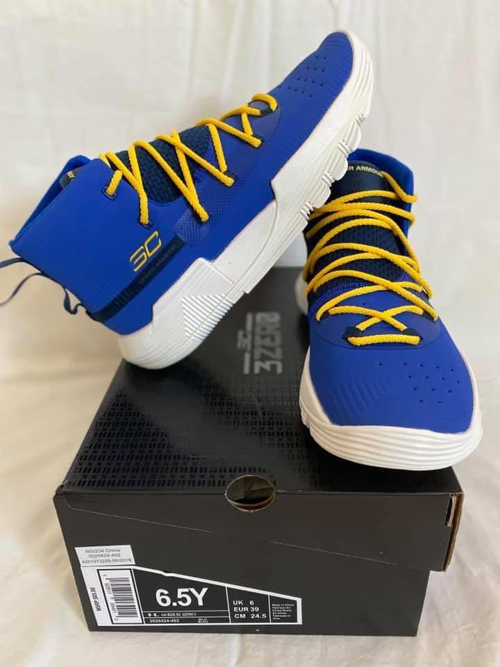 Steph Curry Youth shoes🌸, Men's Fashion