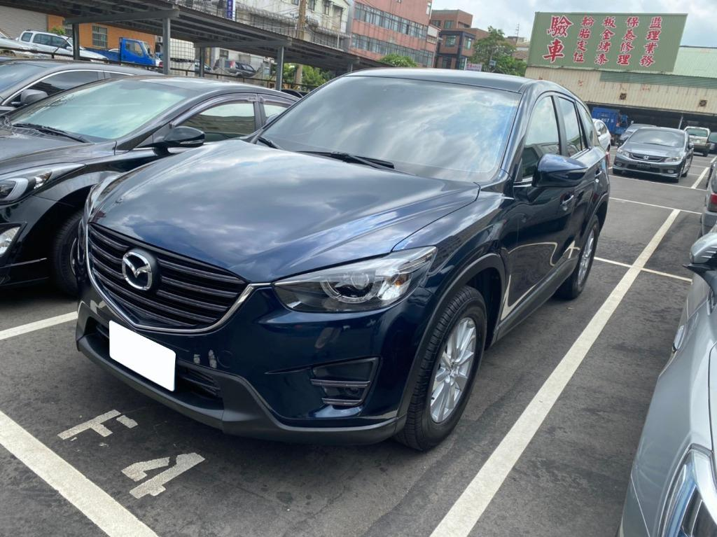 15年馬自達Mazda CX-5 柴油2wd 深藍