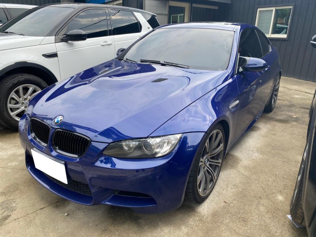 2008 E92 M3 藍
