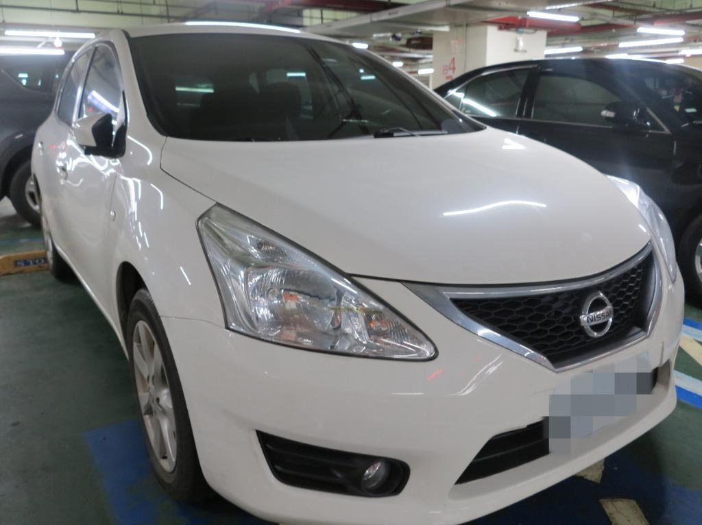 2013 NISSAN TIIDA 1.6 高速1公升可跑21公里 售25萬 db