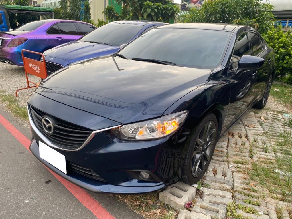 2015年馬6 深藍 2.0 馬自達 Mazda