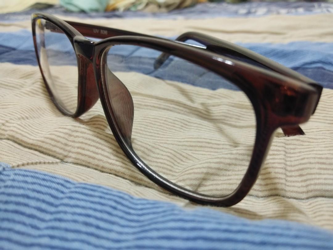 無度數的眼鏡