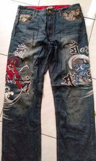 Bukkirabdu jeans original